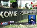 Pimpinan KPK Pertanyakan Revisi Undang-undang KPK