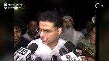 Sachin Pilot Speaks On Congress Meet