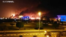 Iran warns U.S. after drone attacks on Saudi refineries