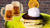 How a Mexican restaurant is innovating the breakfast game with beer pancakes