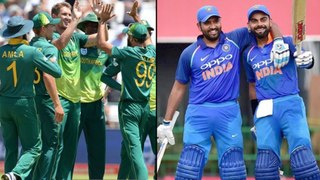 India vs South Africa 2019 : Virat Kohli, Rohit Eyeing Record-Fest Outing In South Africa Series