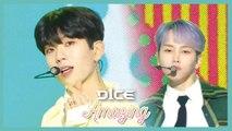 [HOT]  D1CE - Amazing ,  디원스  - 놀라워  Show Music core 20190914