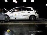 Citroën C4 - Crash Test Euro NCAP 2010