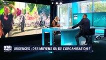 Le duel: Nathalie Coutinet face à chroniqueur - 14/09