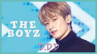 [HOT] THE BOYZ - D.D.D ,  더보이즈 - D.D.D Show Music core 20190914