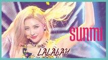 [HOT] SUNMI  - LALALAY,  선미 - 날라리 Show Music core 20190914