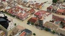 Inondations en Espagne : 5 morts en deux jours