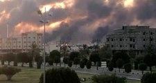 Suudi Arabistan petrol tesislerine İHA'yla saldırı düzenlendi