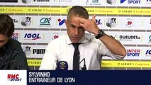 """Lyon : """"Il faut forger cette mentalité de vouloir plus"""" affirme Sylvinho"""