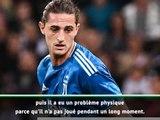 Juventus - Sarri évoque les difficultés de Rabiot