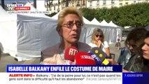 """Isabelle Balkany à Levallois: """"Cela fait 35 ans que nous sommes là, notre ville c'est notre famille"""""""