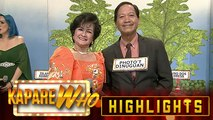 Uno Dos Dress chooses Photo't Dinuguan as her KapareWHO | It's Showtime KapareWHO