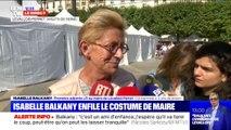 """Isabelle Balkany ira voir son mari en prison """"mais ce n'est pas simple (...) c'est administrativement compliqué"""""""