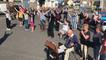 Les habitants préparent un flashmob pour faire le buzz et trouver un boulanger