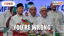 Zahid assures Umno-PAS pact not about racial politics