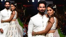Mira Rajput & Shahid Kapoor invited to attend for Milan Fashion Week 2019 | FilmiBeat