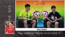 Badminton Unlimited 2019 | Just for Fun - Wang/Huang | BWF 2019
