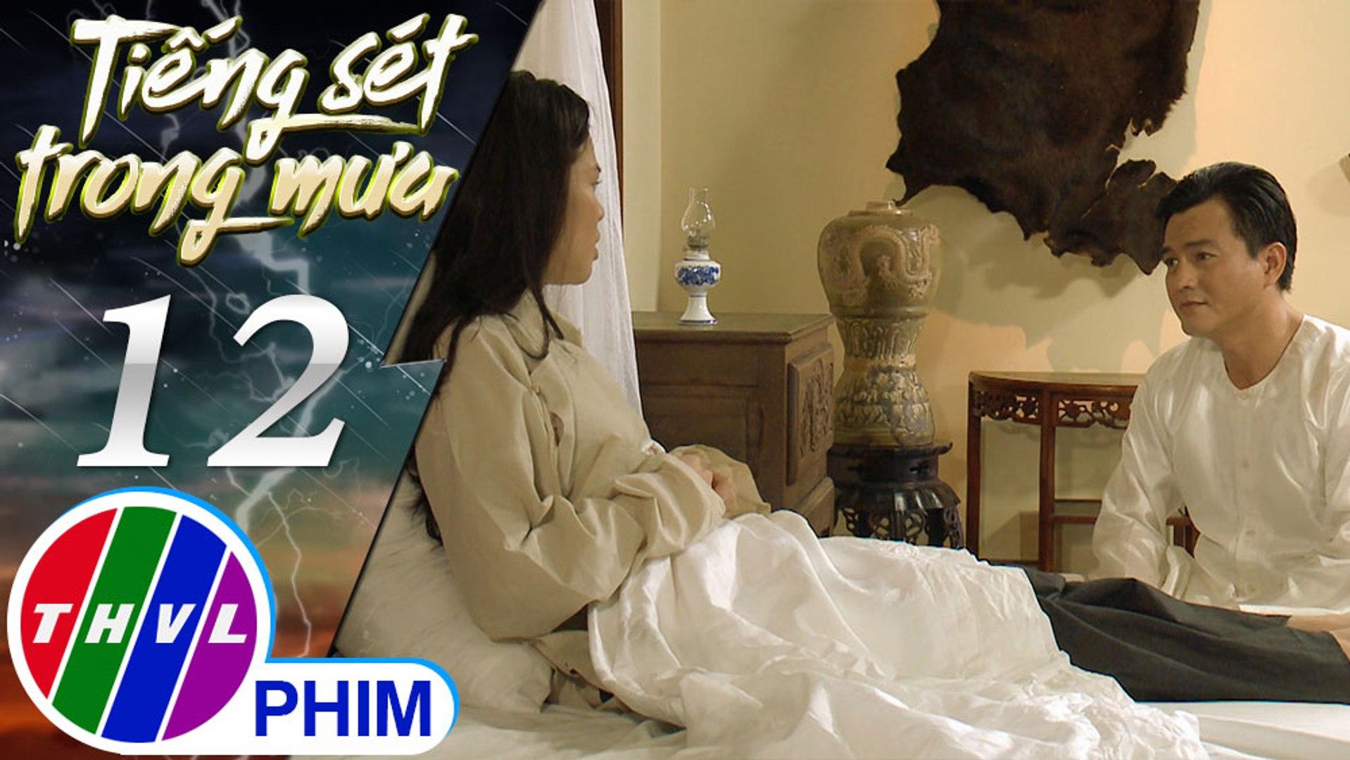 THVL | Tiếng sét trong mưa - Tập 12[3]: Khải Duy muốn Bình làm vợ mình bắt đầu từ hôm nay