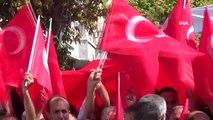 Elazığ'da 'Teröre Lanet' yürüyüşü