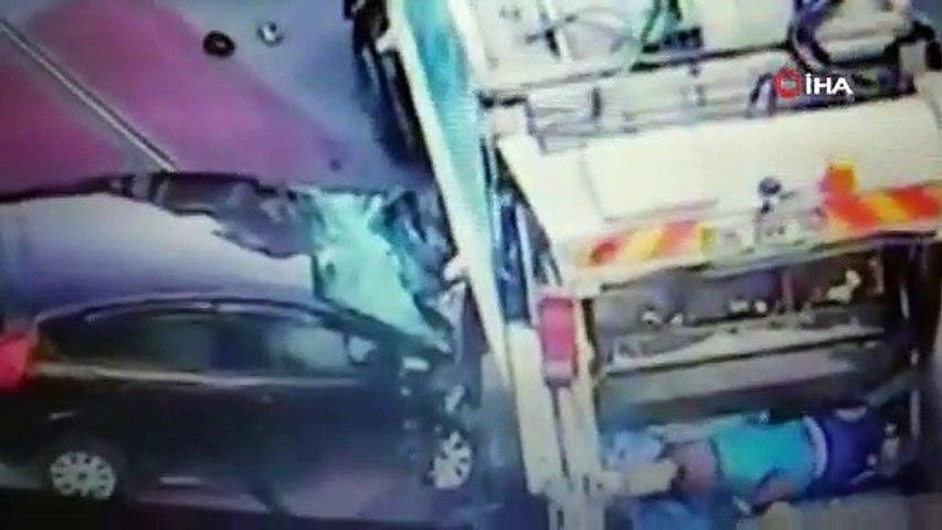İzmir'de aşırı hız can aldı: 2 ölü