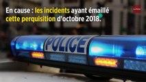 « Face à un juge ou à un policier, la République, c'est bien moi », écrit Mélenchon