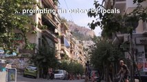 Exarcheia: Greek police raid migrant district
