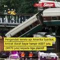 Mangsa kemalangan terima pampasan RM70 juta