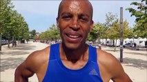 Valence: Stéphane Diagana, parrain au grand cœur des 10 km de Vitaville