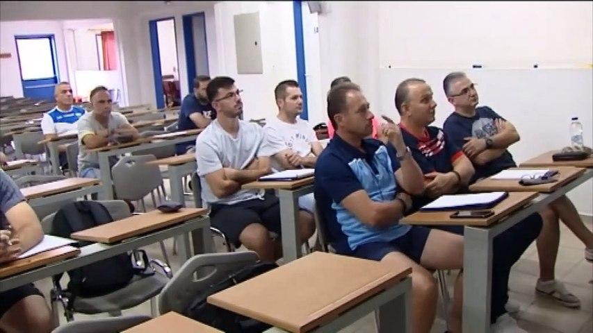 1ο Σεμινάριο Επιμόρφωσης Προπονητών Αναπτυξιακών Ηλικιών (Λιβαδειά)
