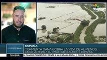 España: ya suman 5 las víctimas mortales por la Gota Fría
