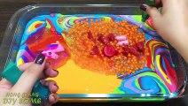 Mixing Random Things into Slime !! Slimesmoothie Relaxing Satisfying Slime s Special Series #32