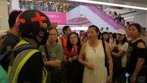 صدامات في هونغ كونغ بين مؤيدي ومعارضي بكين