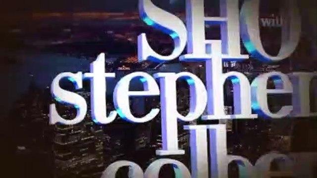 Late Show with Stephen Colbert S05E04 Condoleezza Rice, Bill Skarsgård, Banks