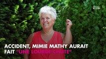 Mimie Mathy blessée : la comédienne rassure et met les choses au clair