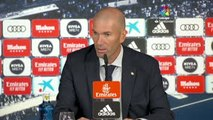 Zidane not worried by Vinicius' dip in form