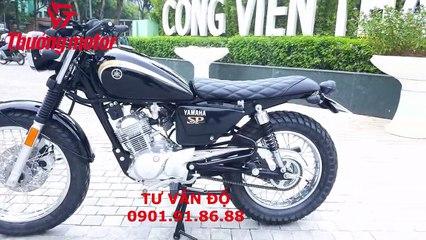 YAMAHA YB125SP ĐỘ TRACKER TẠI THƯỞNG MOTOR