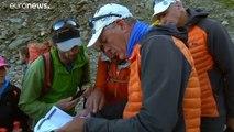 """Mont-Blanc : une """"brigade blanche"""" pour lutter contre la sur-fréquentation"""