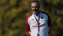 Verona v AC Milan: Giampaolo's press conference