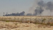 Arabia Saudita, attacchi con droni a due impianti petroliferi