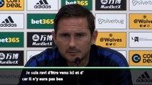"""5e j. - Lampard : """"Ravi d'avoir inscrit cinq buts ici"""""""