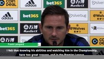 Hat-trick hero Abraham is key to Chelsea success - Lampard