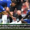 Rudiger injury down to slipping on some metal - Lampard