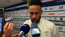 Neymar réagit à l'hostilité des supporters parisiens