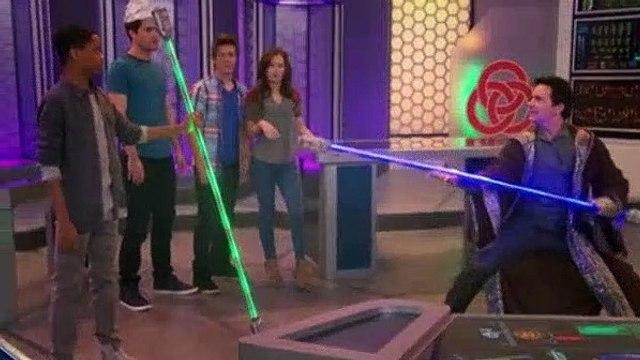 Lab Rats Season 3 Episode 14 - Alien Gladiators