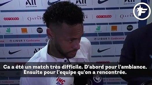 PSG : Neymar sort du silence et envoie un message aux supporters !