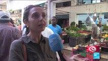 Tunisie : reportage sur le marché d'Ariana, à la veille de la présidentielle