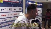 Navas «J'ai l'impression d'être à la maison» - Foot - L1 - PSG