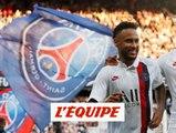 Neymar a resisté à tout - Foot - L1 - PSG