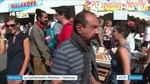 Réforme des retraites : Jean-Paul Delevoye fait face à Pihilippe Martinez à la fête de l'Humanité