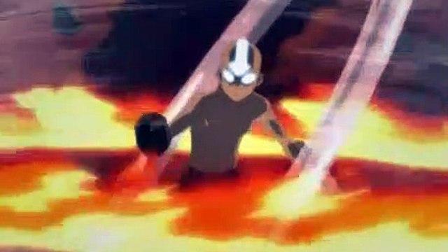 Avatar The Last Airbender S03E21 - Sozin's Comet, Part 4 - Avatar Aang